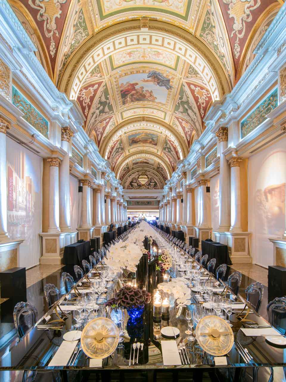 Palazzo Las Vegas Win Two Awards At The Special Event 2018