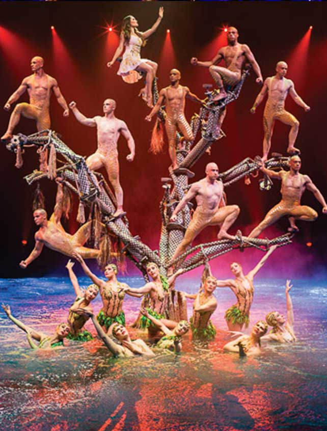 Le Reve Tree of Life
