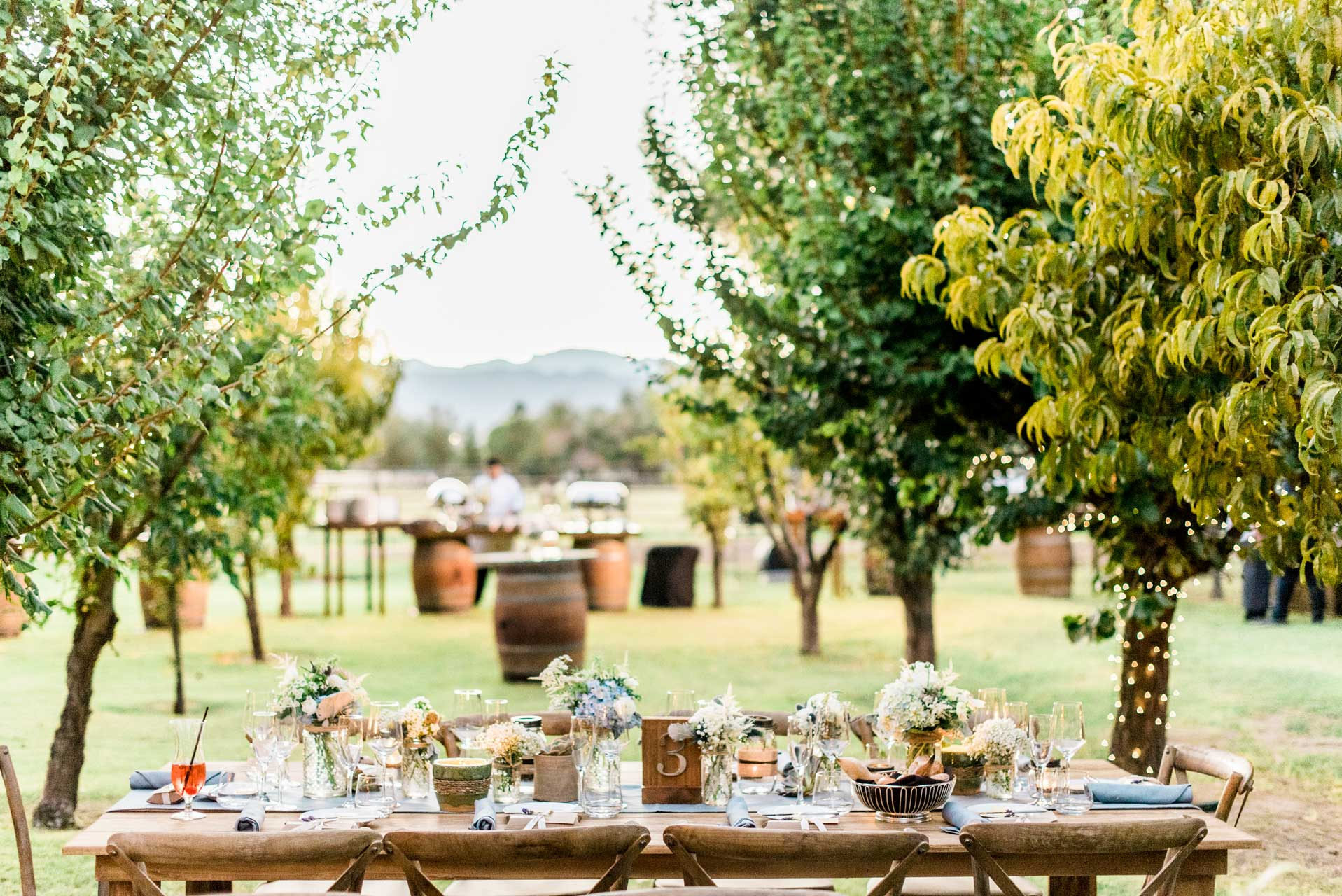 Sweet Ranch Wedding