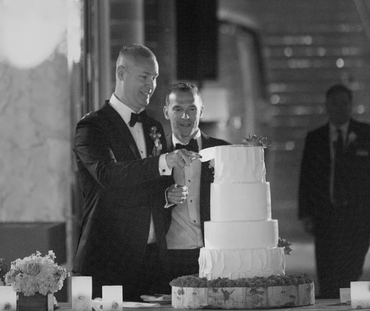 A Glamorous Wedding at Red Rock Hotel and Casino in Las Vegas, Nevada