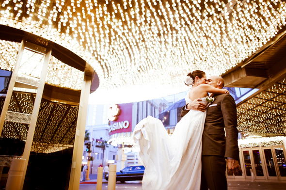 Destination Wedding in Las Vegas at Mandarin Oriental
